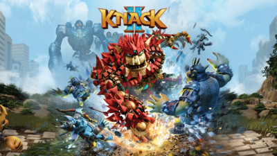 Review: Knack 2 is a kid-friendly blast of a platformer