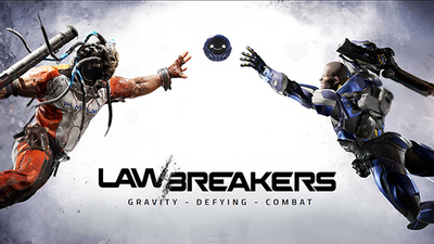 Lawbreakers Header