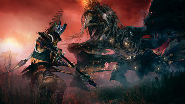Nioh's 'Bloodshed's End' DLC launches on September 26