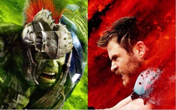 Check out 8 new character posters for 'Thor: Ragnarok'
