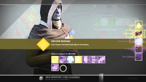 Destiny 2 Changes Up Engram Mechanics