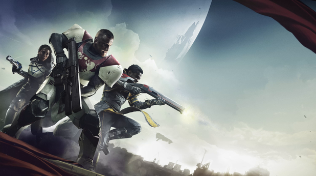 Destiny 2 is 2017's Biggest Launch in the UK, But Has Yet to Past Destiny 1