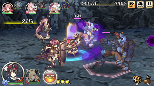 Square Enix Japan-Only Mobile Game Grimms Notes Comes to the West
