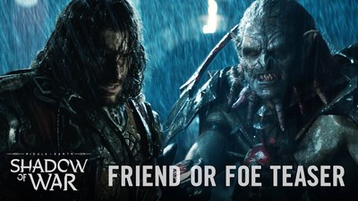[Watch] Shadow of War Friend or Foe Teaser Shows the Hard Choices