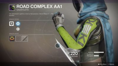 "Destiny 2 Armor That Resembles ""Hate Symbol"" To Be Removed From the Game"