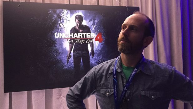 The Last of Us and Uncharted 4 co-director Bruce Straley departs from Naughty Dog