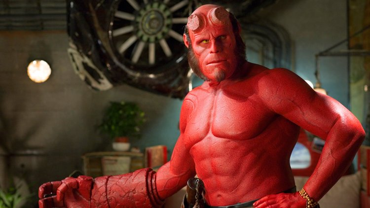 'Hellboy Omnibus' Comics Are Coming Ahead of the New Movie