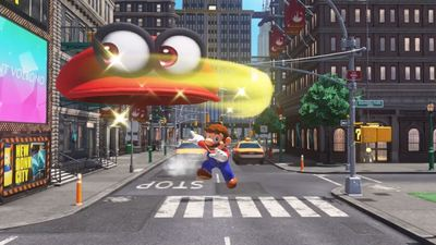 Super Mario Odyssey gets new 7-minute gameplay trailer and a Switch hardware bundle