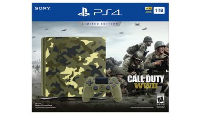 $300 Limited Edition Call of Duty: WWII 1TB PS4 Bundle revealed