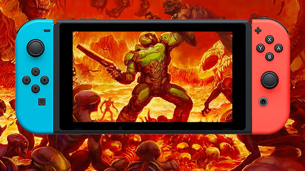 Nintendo Direct 13/09/2017 - Doom and Wolfenstein 2 Announced for the Switch