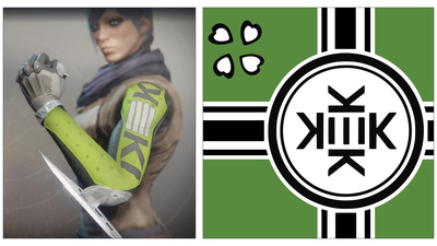 "Bungie Explains Why They're Removing the ""Kekistan""-Looking Gauntlets"