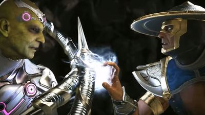 Raiden heading Injustice 2 in October with Fighter Pack 2
