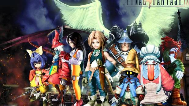 TGS 2017: Final Fantasy 9 Coming to PS4 Today