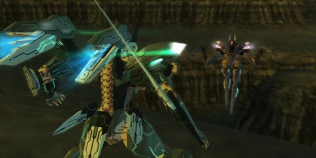 Zone of the ENders VR Announced for PS4 and PC