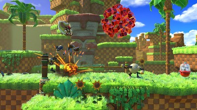 Shadow Arrives in Sonic Forces as Free Add-on With Three Levels