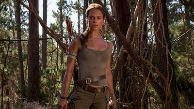 [Watch] The full length trailer for the Tomb Raider film is finally here