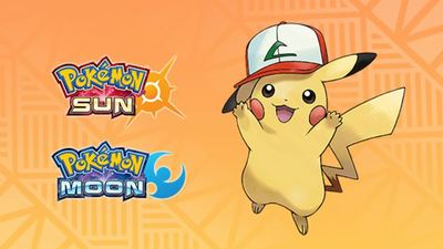 Pokemon Sun and Moon players can download the first of several special Pikachu starting today