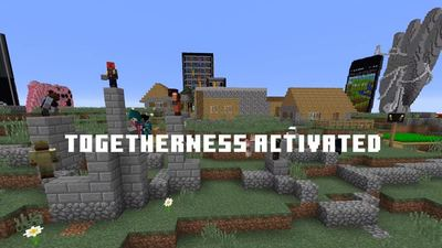 Minecraft's Better Together Update is now live; Xbox, mobile, VR and Windows 10 can play together