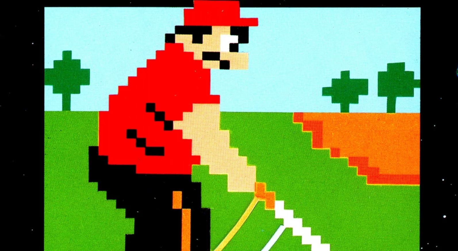 Every Nintendo Switch has a hidden copy of NES Golf installed on it, how you access it will hit you in the feels