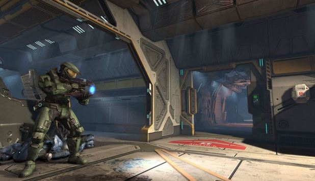 Halo 3 halo 3 odst campaign edition halo 4 and halo for Halo ce portent 2 firefight
