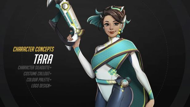 Fan-Made Overwatch Character Is Good Enough To Be In-Game