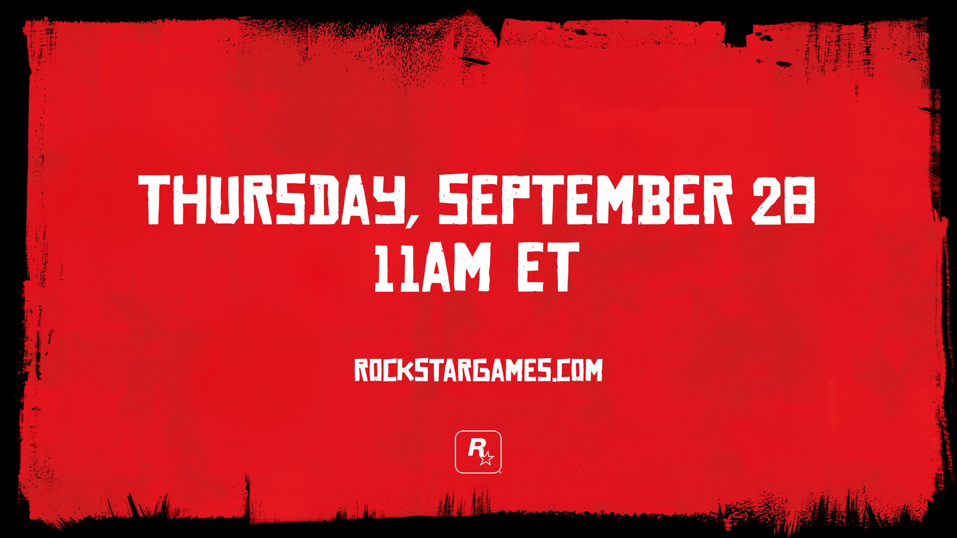 Rockstar teases Red Dead Redemption 2 announcement