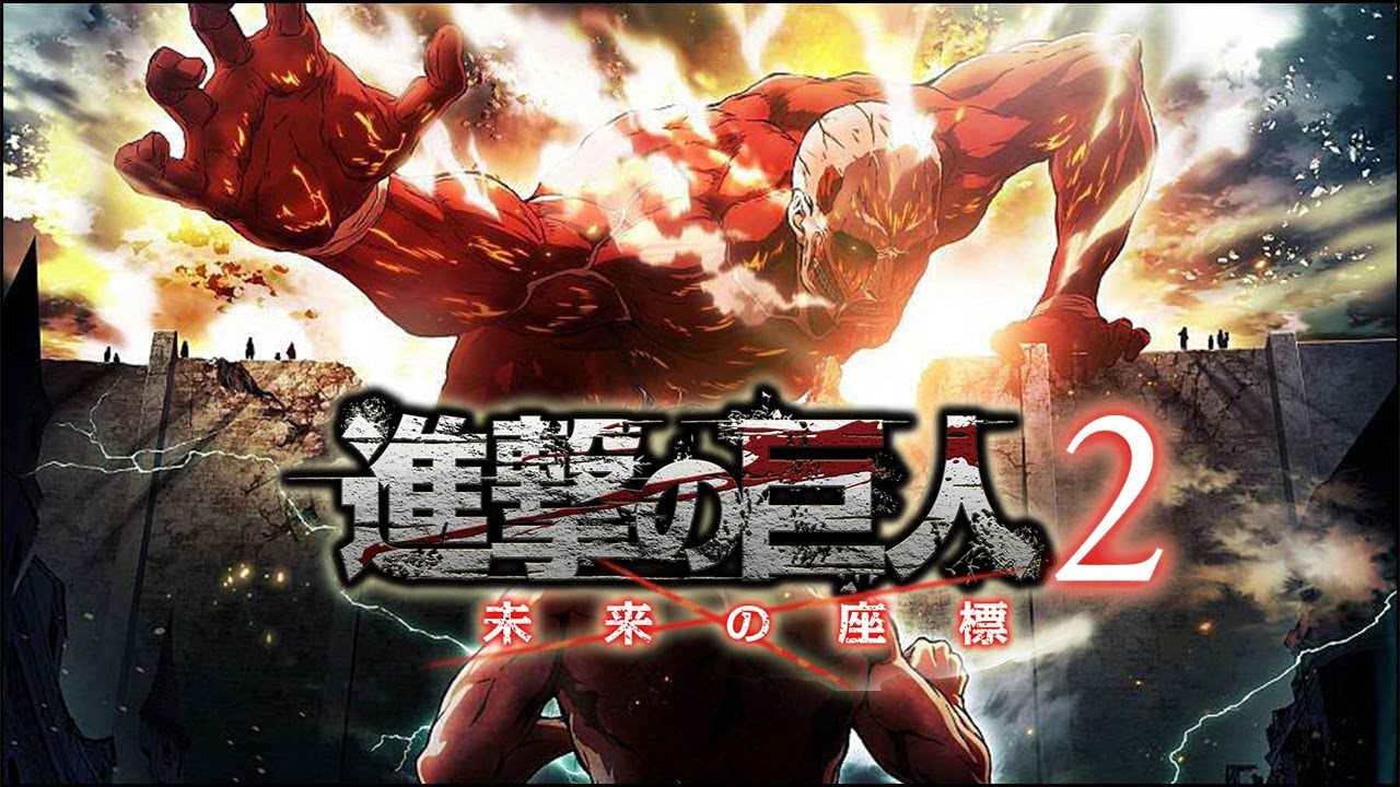 Attack on Titan 2 game announced for PS4, Ps Vita, PC and Switch in Japan