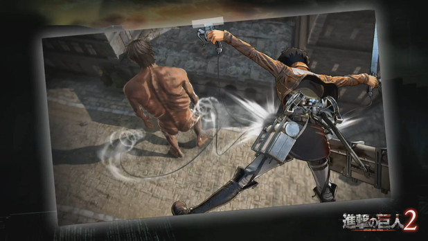 Attack On Titan 2 Will Bring Havoc To Nintendo Switch
