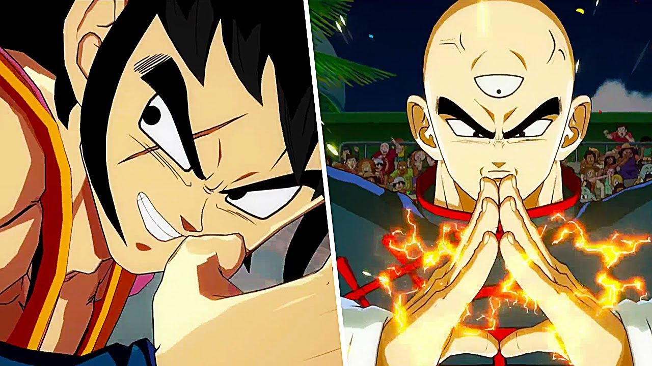 [WATCH] Dragon Ball FighterZ gets new trailer showing Tien, Yamcha and Android 21.