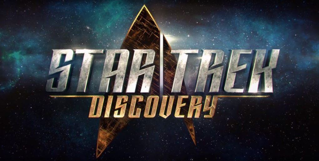 Star Trek: Discovery promotes its premiere by flying its flagship over the Hudson River