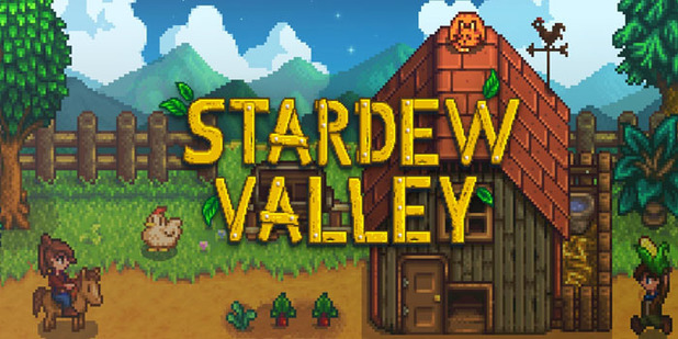 Stardew Valley Has Been Approved for Nintendo Switch