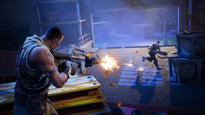 Fortnite's Battle Royale mode brought in a million players on launch day