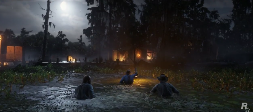 Red Dead Redemption 2: New trailer gives credibility to map leak