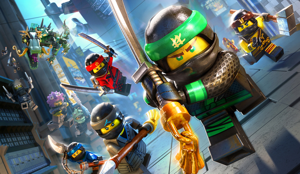 Review: LEGO Ninjago the Movie Videogame