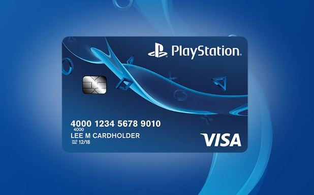 Behold, the PlayStation Credit Card; Details here