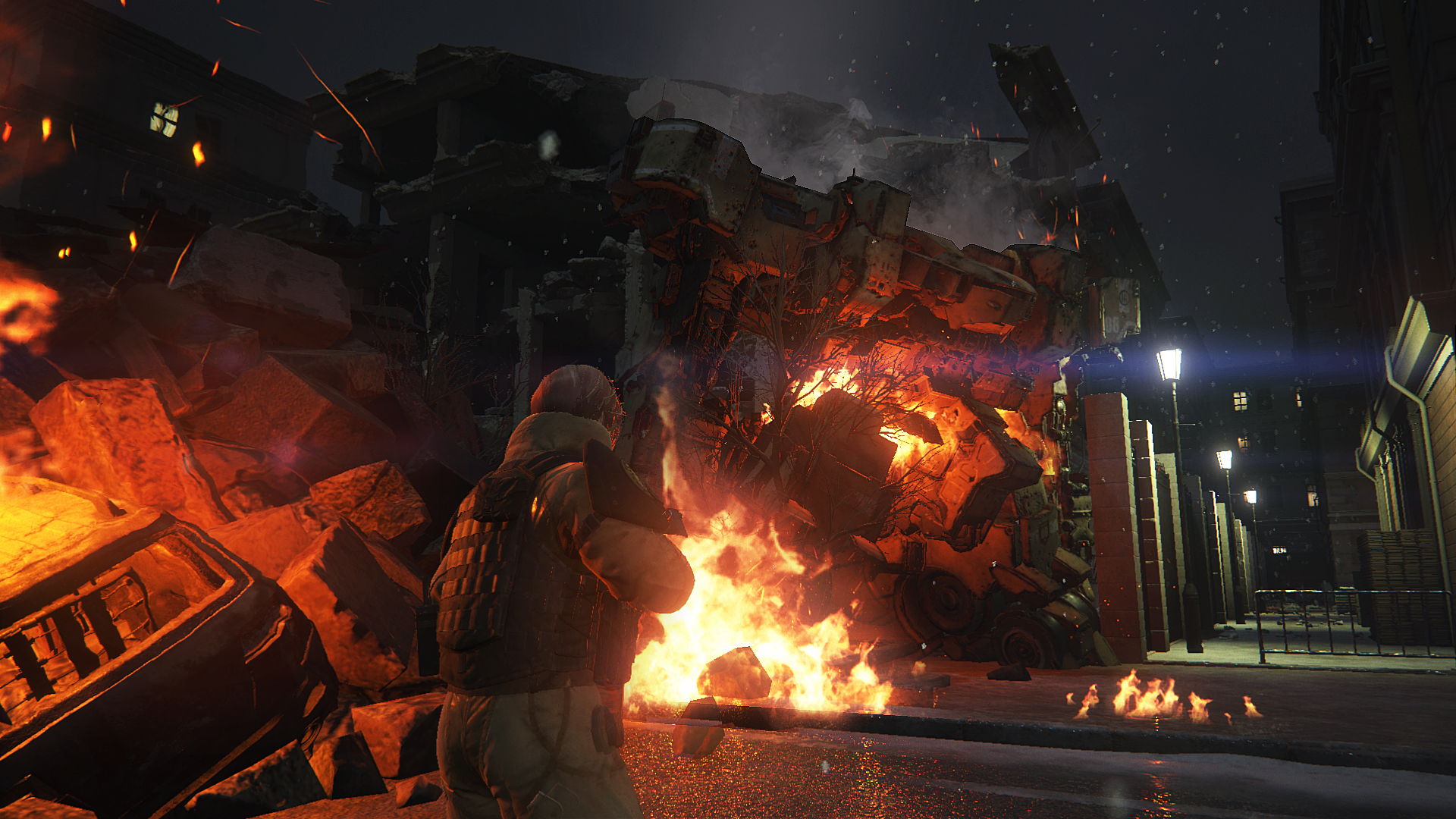 New Left Alive screenshots look like the Metal Gear Solid V sequel we are dying for