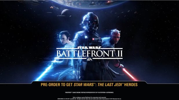 EA reveals new details for Star Wars Battlefront 2 beta; Modes, dates, PC specs