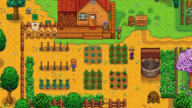 Stardew Valley is coming to the Nintendo Switch this week, costs $14.99