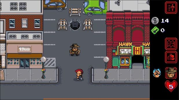 Free retro styled Stranger Things game available on iOS and Google Play