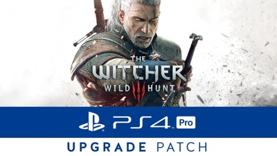 The Witcher 3 Gets a PS4 Pro Upgrade Patch
