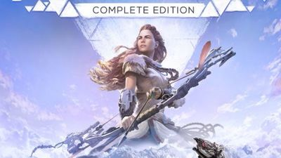 Horizon Zero Dawn: Complete Edition announced by Sony, will release this year
