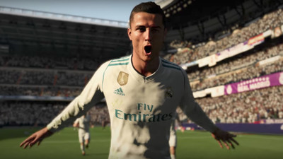 FIFA 18's Opening Weekend Hit 1.6 Million Players