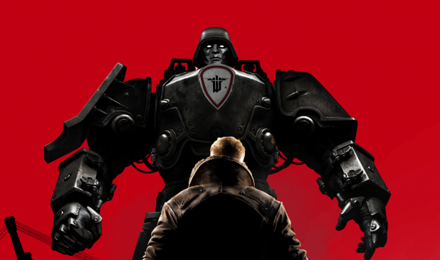 Bethesda embraces anti-Nazi stance: That's 'what Wolfenstein represents'