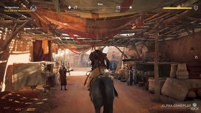 Assassin's Creed: Origins Director talks about how the game will avoid filler content