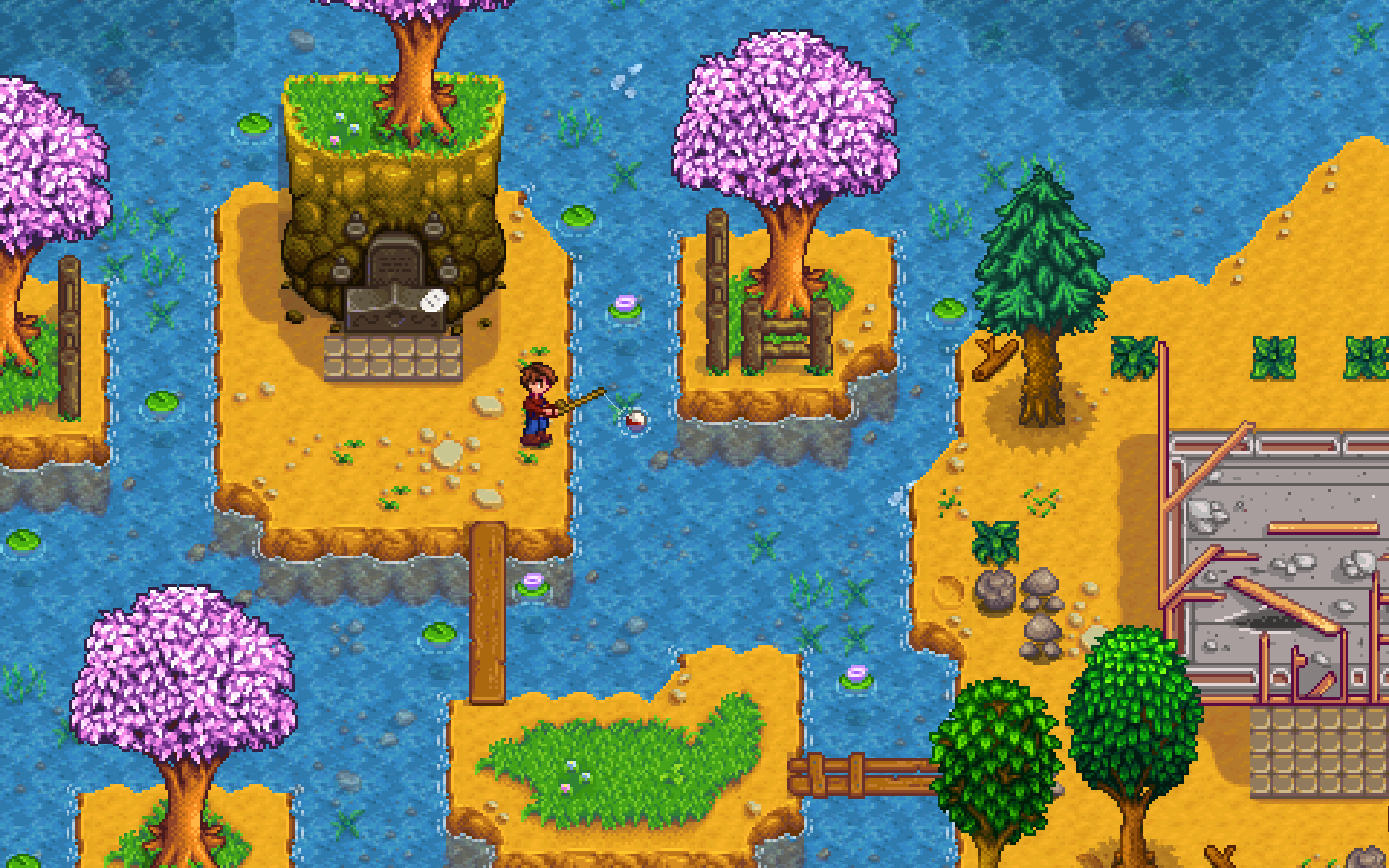 Stardew Valley Creator Talks Plans For His Next Game and His Approach to Design