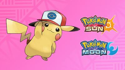 Unova capped Pikachu is now available for Pokemon Sun and Moon players to download