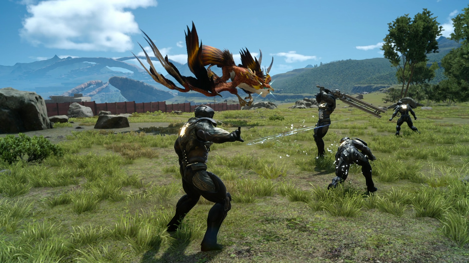 Console Versions of Final Fantasy XV '100x more difficult' to Develop Than Windows Edition
