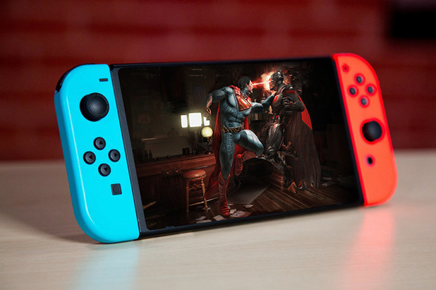 Could NetherRealm Studios Be Considering Porting Injustice 2 To The Switch?