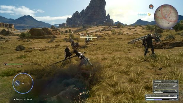 FFXV Director Says Xbox One X Is Highly Attractive and Wonderful; Frame Rate Will Be Over 30FPS