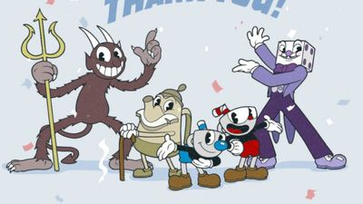 Cuphead has officially sold 1 million copies